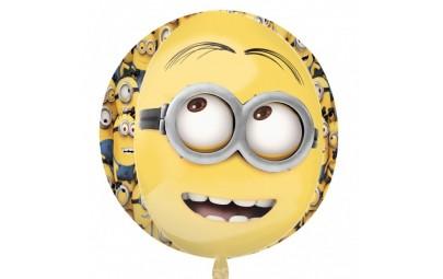 Balon orbz Minionki 38x40cm
