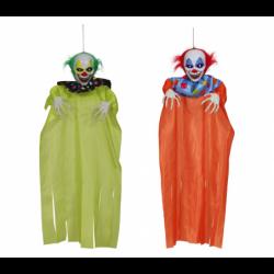 Clown fluor wiszący 90cm