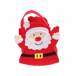 Koszyk filcowy Wesoły Mikołaj