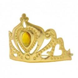 Tiara Śnieżna Królowa złota...