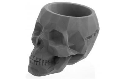 Doniczka czaszka...