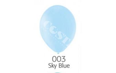 Balon B105 sky blue -...