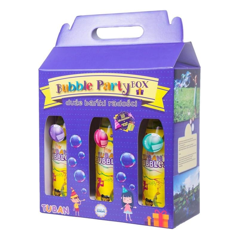 Bubble Party Box
