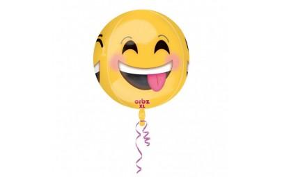 Balon orbz Emotikon...