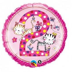 Balon foliowy 18 urodziny 2...