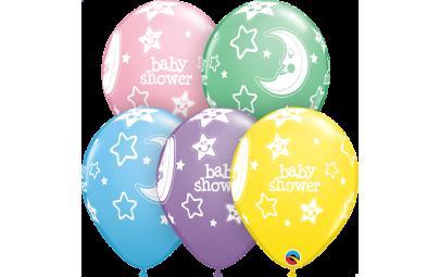 Balon 11 baby shower...