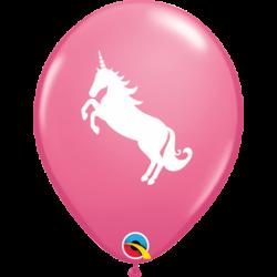 Balon 11 jednorożec różowy...