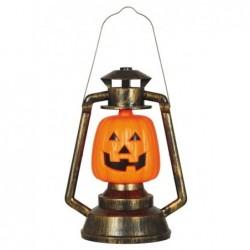 Dynia latarnia ze światłem 32cm