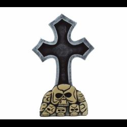 Krzyż ze styropianu 60x37cm
