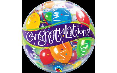 Balon 22 Congratulations...