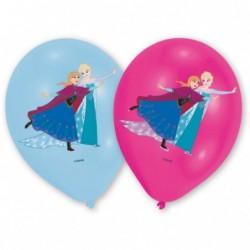 Balon 11 Kraina Lodu 6szt.