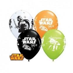 Balon 12 Darth Vader & Yoda...