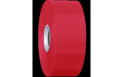 Wstążka plastikowa czerwona...