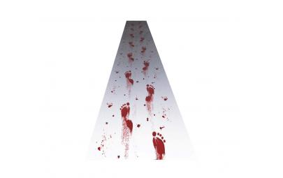Dekoracja do podłogi krwawe...