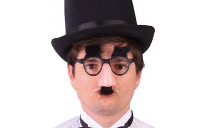 Okulary z brwiami i nosem z...