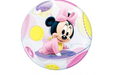 Balon 22 baby minnie mouse