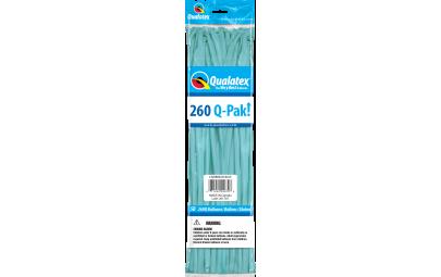 Balon 260 caraibbean blue -...