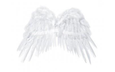 Skrzydła anioła białe 53x37cm