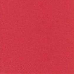 Serwetka z bibuły czerwona...