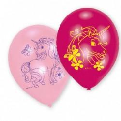 Balon 9 Tęczowy Jednorożec...
