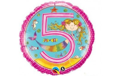 Balon foliowy 18 urodziny 5...