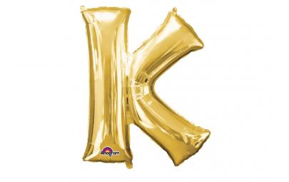Balon foliowy 33 litera K...
