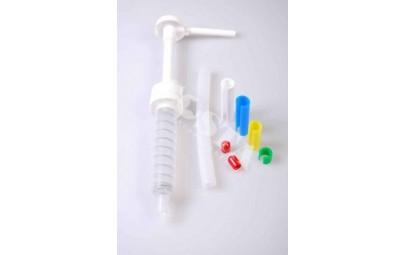Hi-float dyspenser