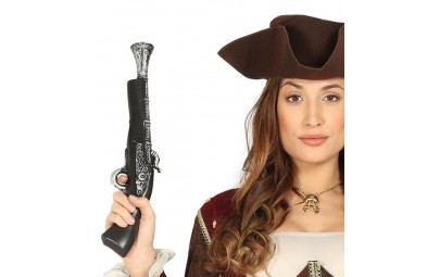 Pistolet piracki 42 cm