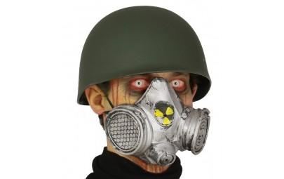 Maska skażenie nuklearne...