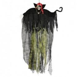 Szkielet pirata wiszący 150cm