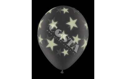 Balon 11 przezroczysty w...