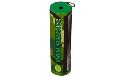 Dym zielony z zawleczką 25cm