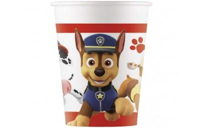 Kubek papierowy Psi patrol...