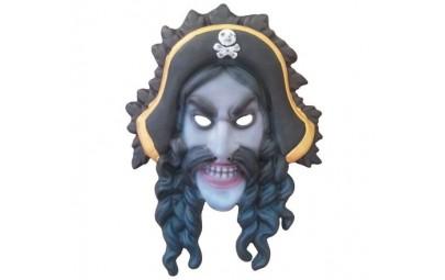 Maska z pianki Kapitan Piratów