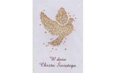 Karnet Chrzest Święty...