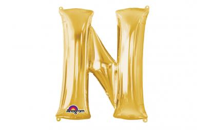 Balon foliowy 32 litera N...