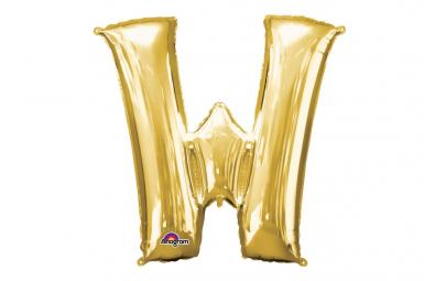 Balon foliowy 33 litera W...