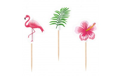 Pikery Flamingo Paradise...