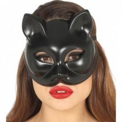 Maska kot czarna