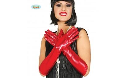 Rękawiczki czerwone...