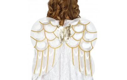 Skrzydła anioła atłasowe...