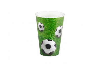 Kubek papierowy Football...