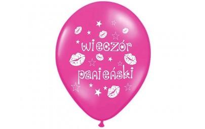 Balon 30 cm wieczór...