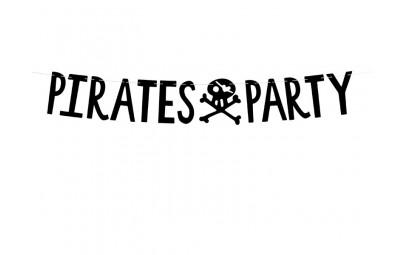 Baner Piraci -Pirates Party...