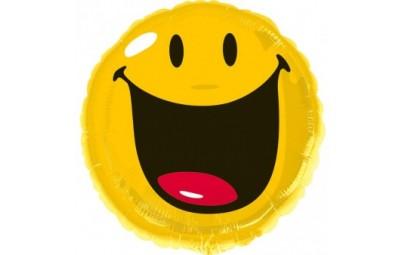 Balon foliowy 17 uśmiechnij...