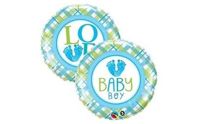 Balon foliowy 18 Love Baby Boy