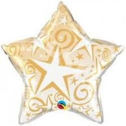 Balon foliowy 36 gwiazda...