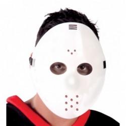 Maska hokejowa plastikowa