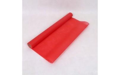 Fizelina czerwona 50cm x 10m