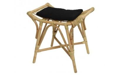 stołek bambusowy